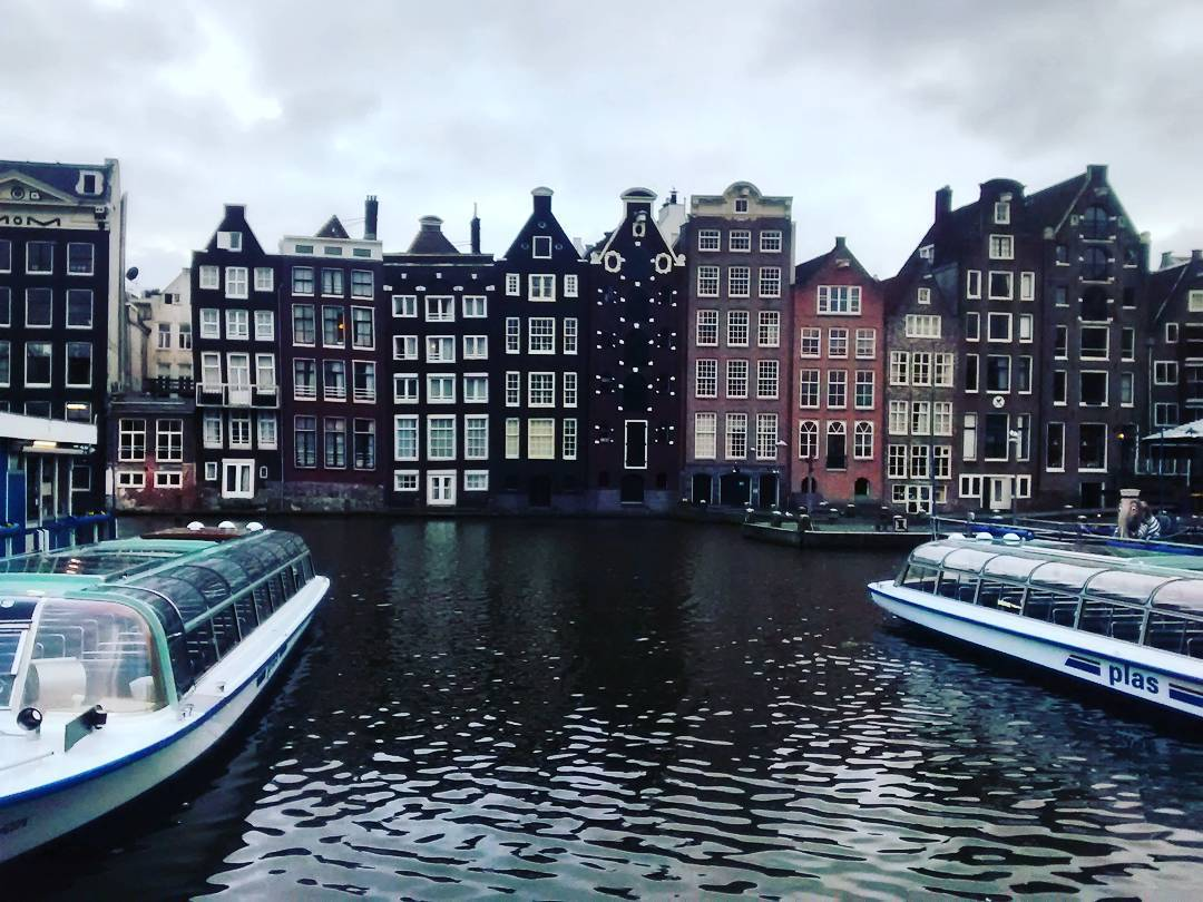 """Amsterdam, The Netherlands, March 2016"""