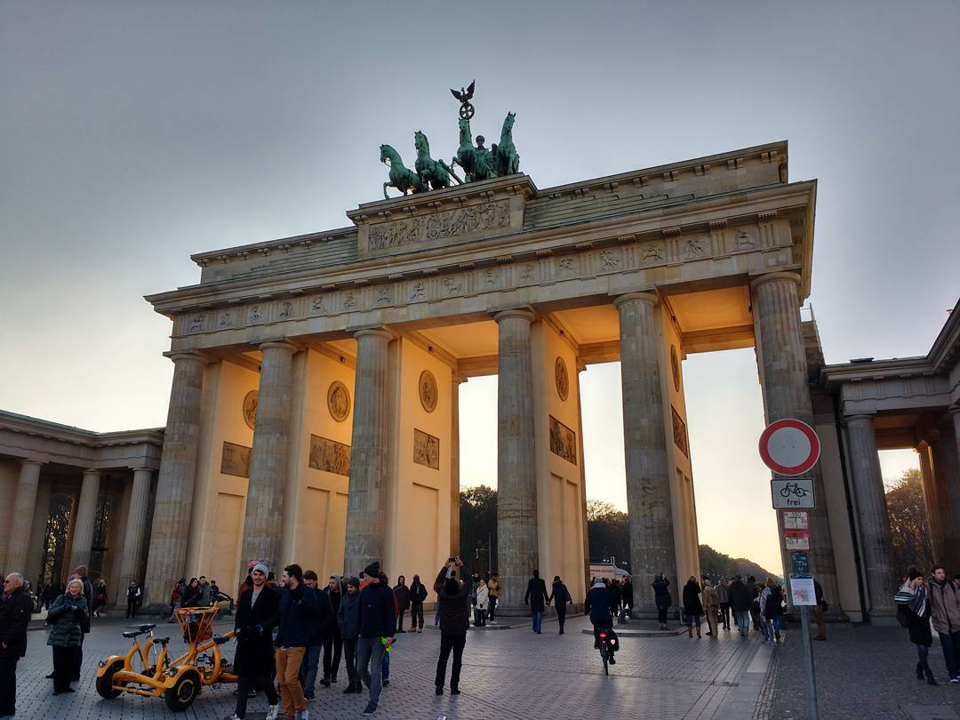 """Berlin, Germany, November 2017"""