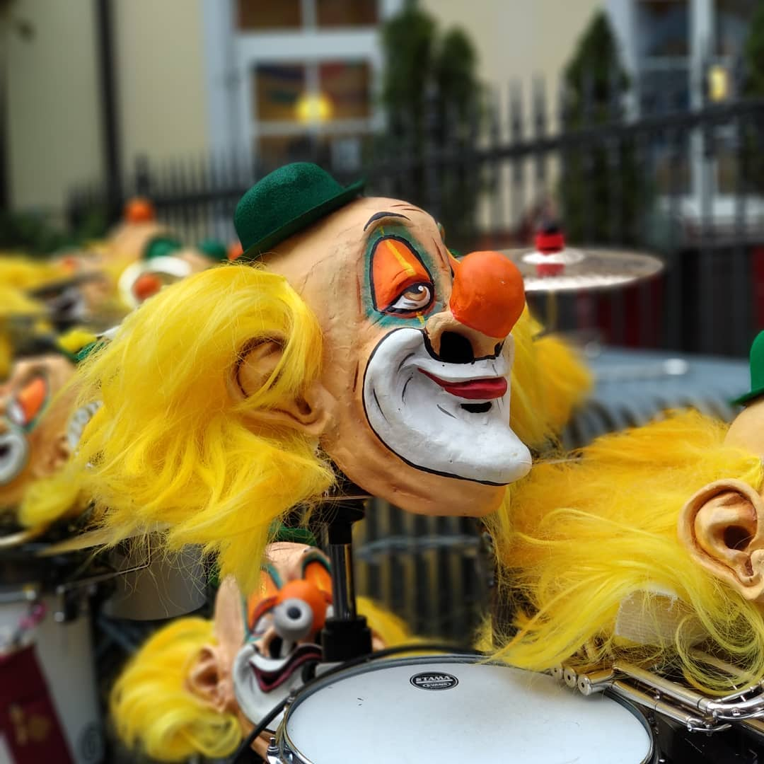 """Fasnacht - Lörrach, Germany, February 2018"""