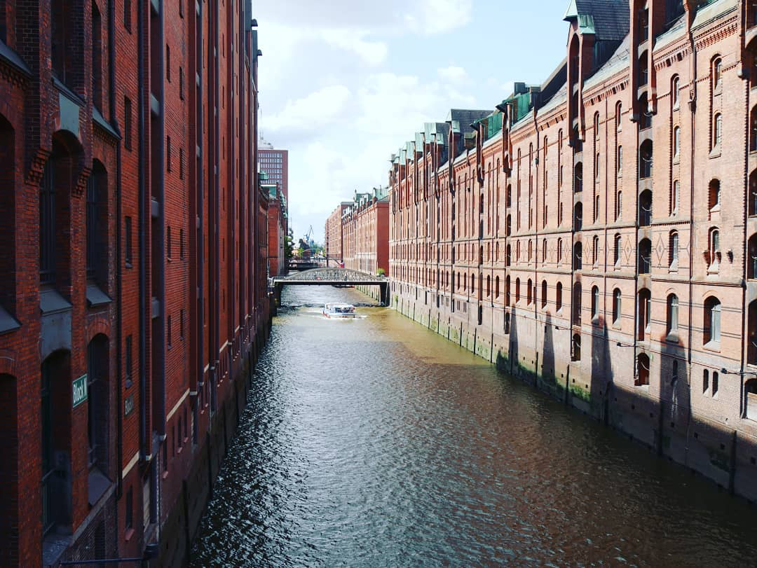 """Hamburg, Germany, September 2018"""