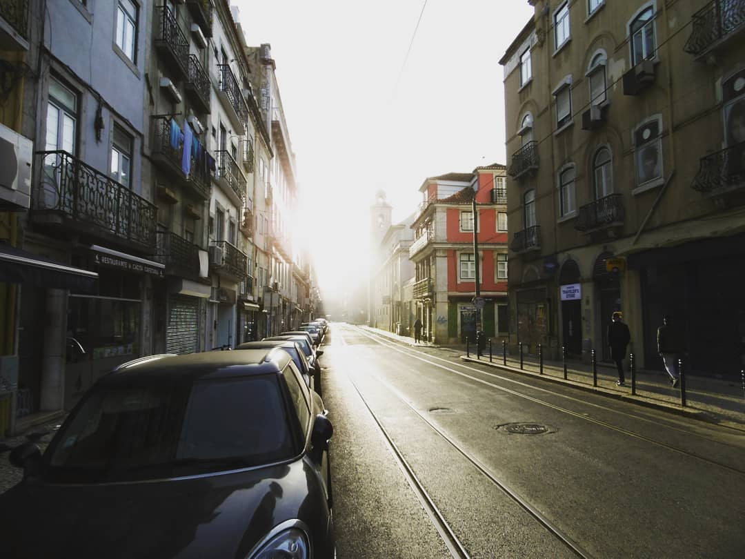 """Lisbon, Portugal, February 2019"""