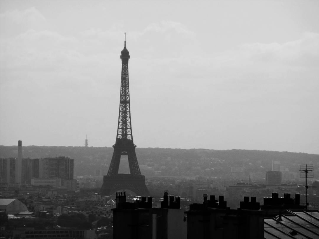 """""""Paris, France, August 2017"""""""