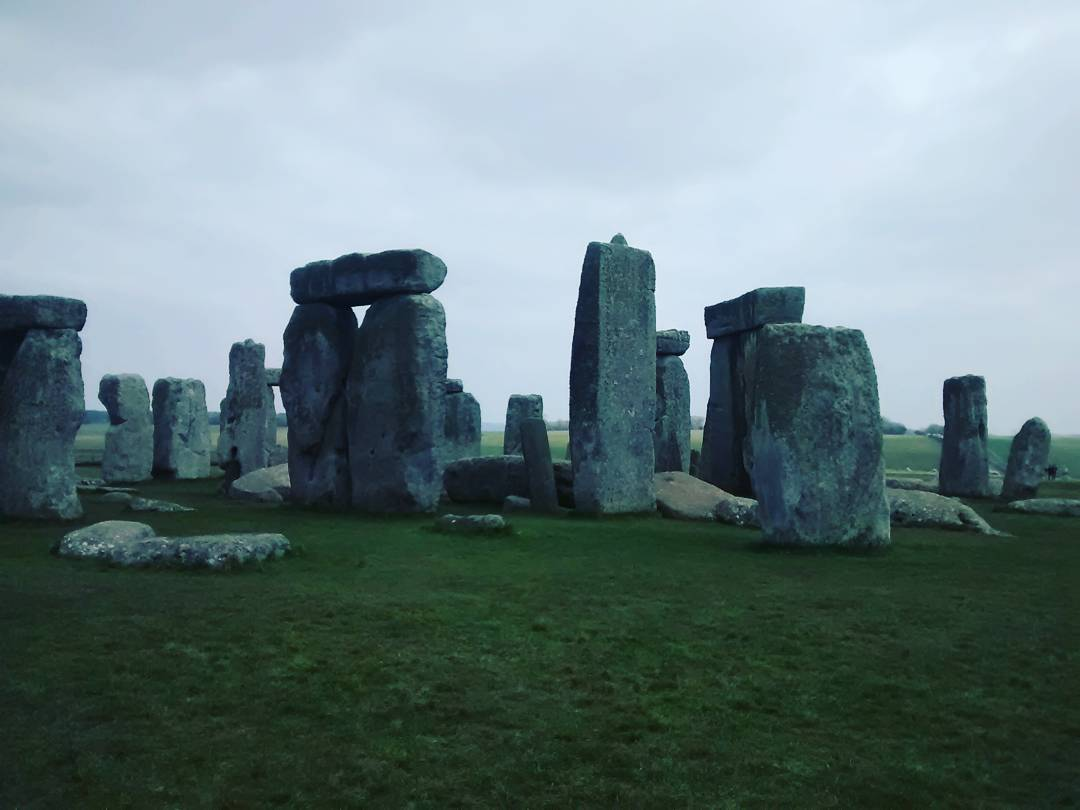 """Stonehenge, Great Britain, March 2016"""