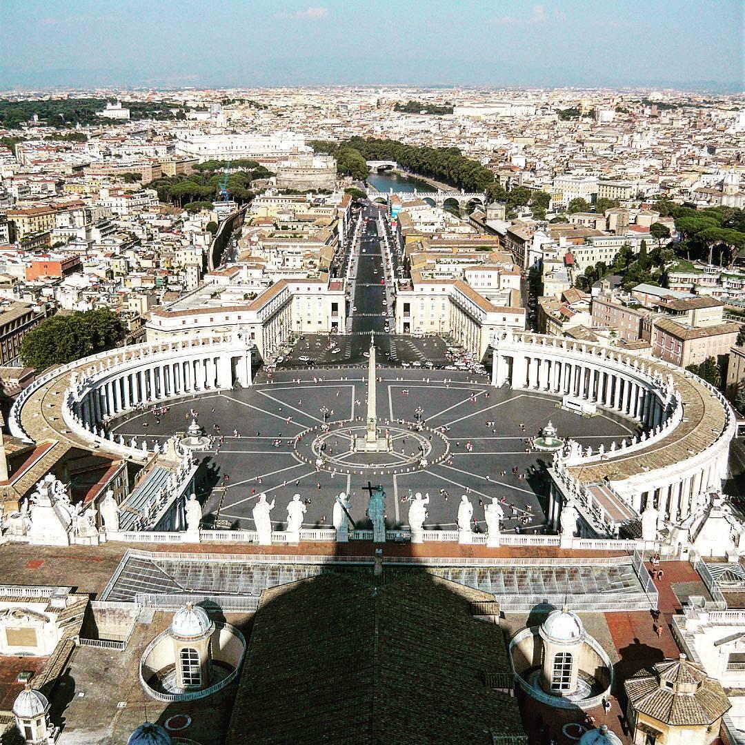 """""""Vatican, August 2015"""""""