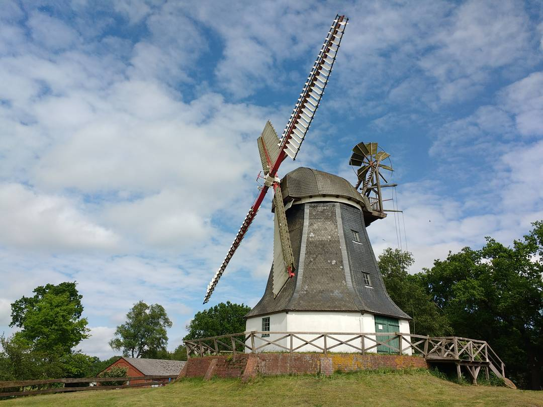 """Windmill - May 2017"""